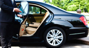 Have you thought about renting a limousine?