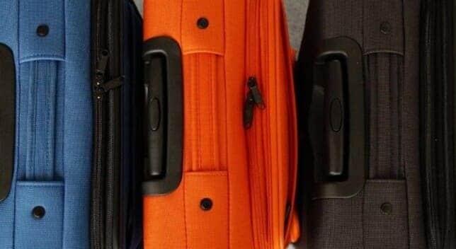 Choosing your luggage