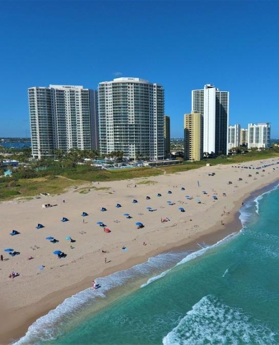 Palm Beach Intro City