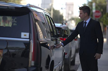 Chauffeur in Miami