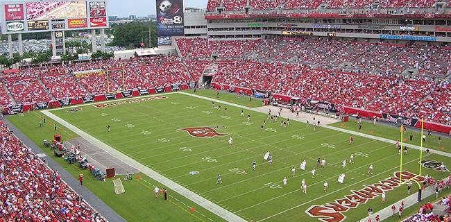 Super Bowl LV in Tampa