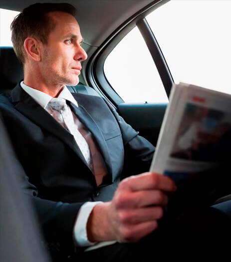 Global leader in luxury transportation