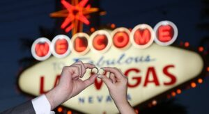 Limo Service to get married in Las Vegas
