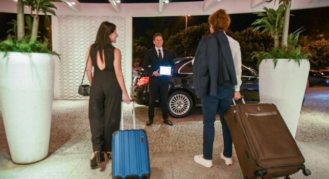 Luxury Transportation Services for Hotels