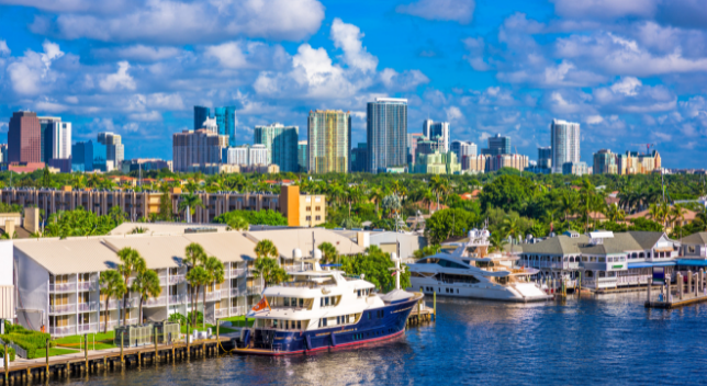 travel from miami to fort lauderdale