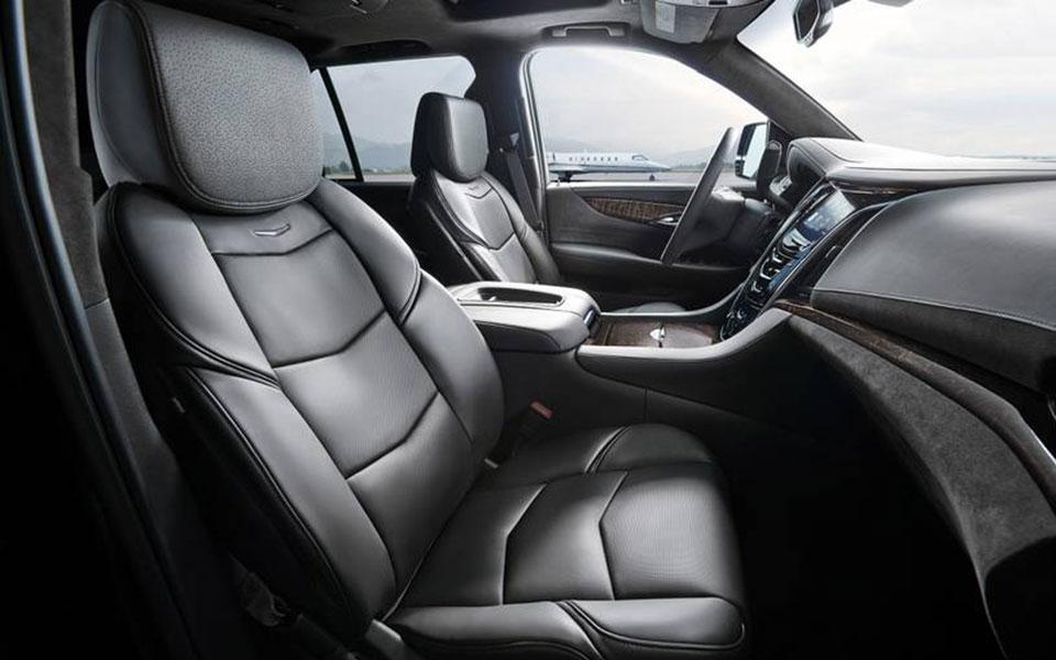 Cadillac Escalade SUV Front Seats