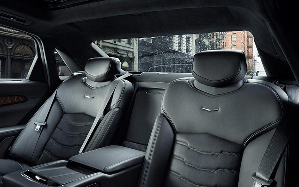 Cadillac Sedans grants a significant level of luxury