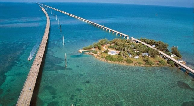 travel from miami to key west