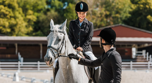 All about Equestrianism