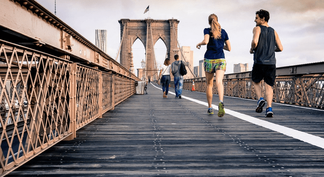 How to stay fit during a business trip