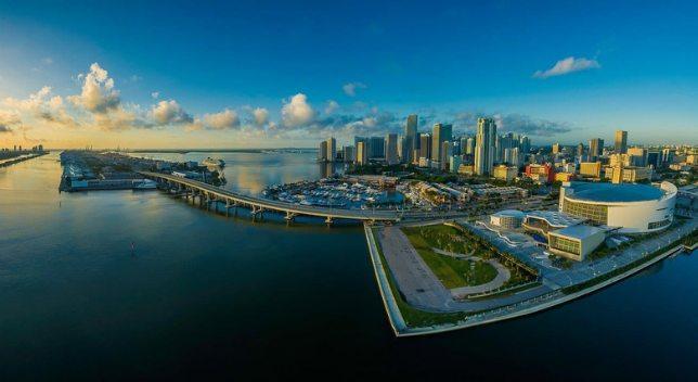 Miami in September