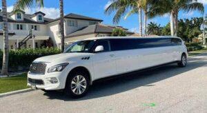 Stretch Limousine luxury