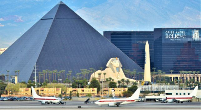 limo service from las vegas airport