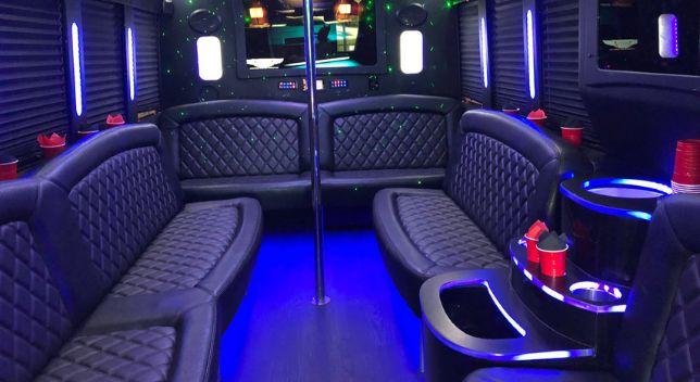 party bus in las vegas